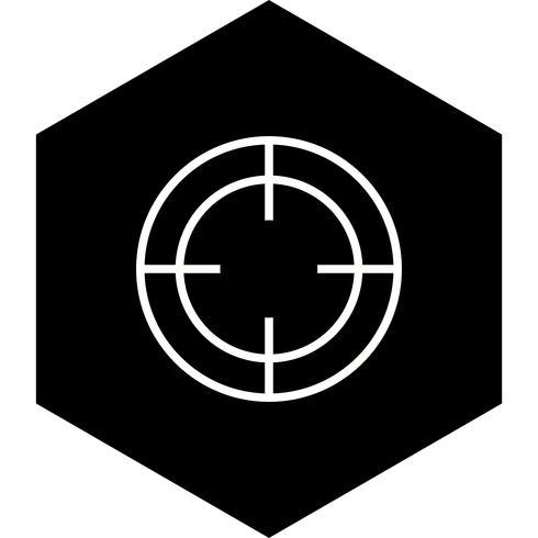 Ziel-Icon-Design
