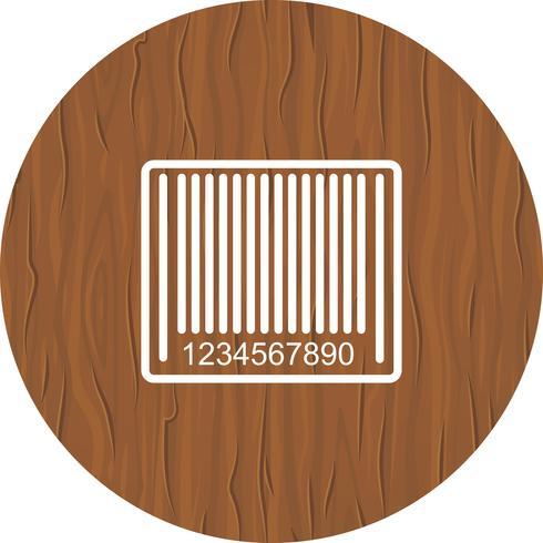 Design de ícone de código de barras