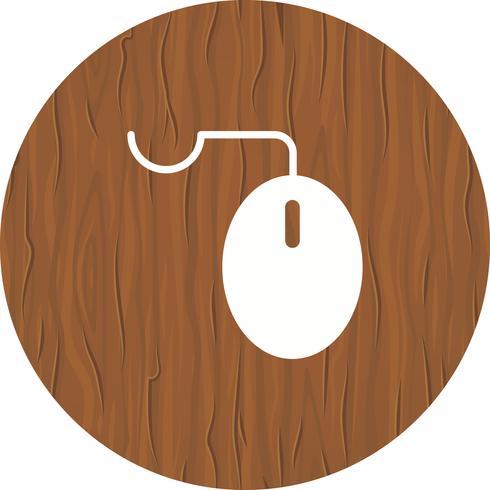 Desenho do ícone do rato