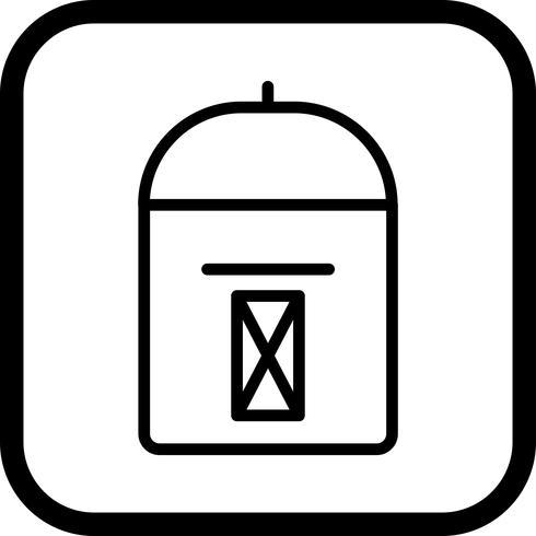 Design de ícone de caixa postal