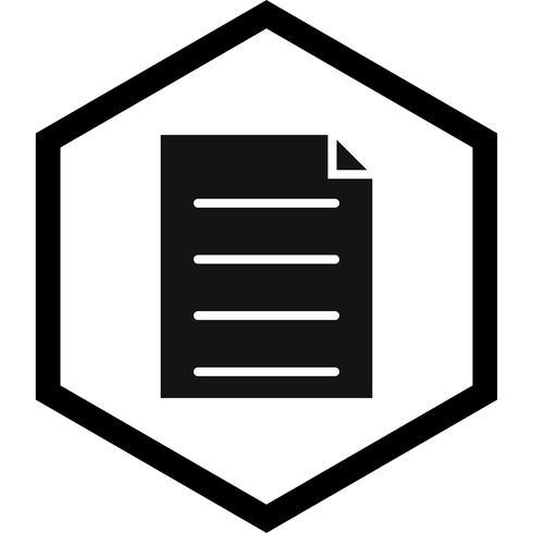 design de ícone de relatório