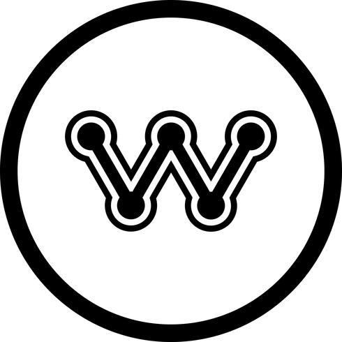 Diseño de icono de enlace