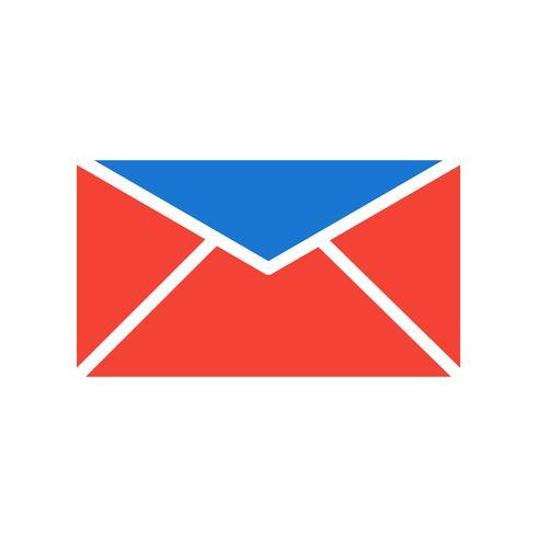 Projeto do ícone da caixa de entrada