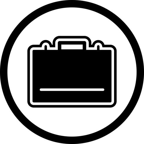 Porte-documents Icon Design vecteur