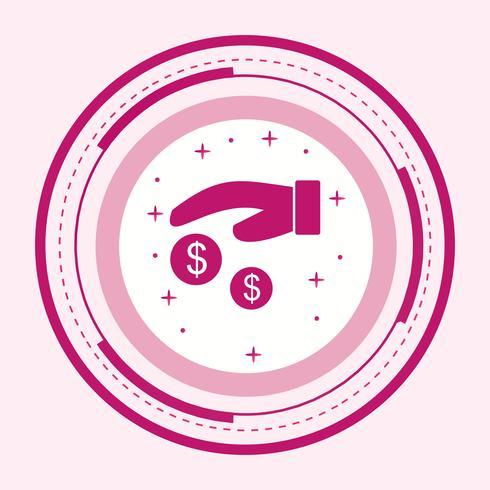 Betaling pictogram ontwerp