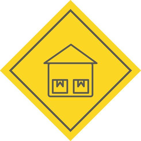 Speichereinheit Icon Design vektor