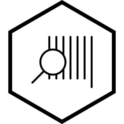 Trova l'icona del prodotto vettore