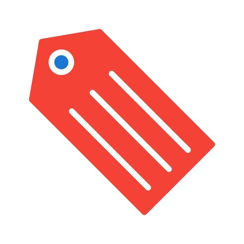 disegno dell'icona dell'etichetta
