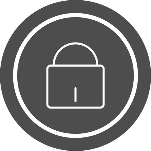 Beveiliging Icon Design vector