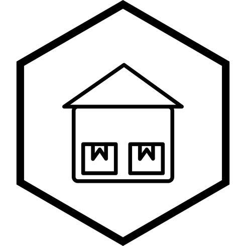 opslageenheid pictogram ontwerp