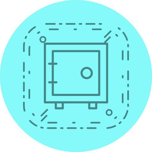 Tresor-Icon-Design vektor