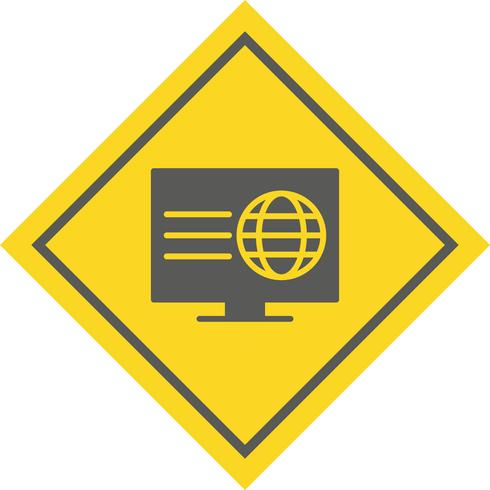 Webpage Icon Design
