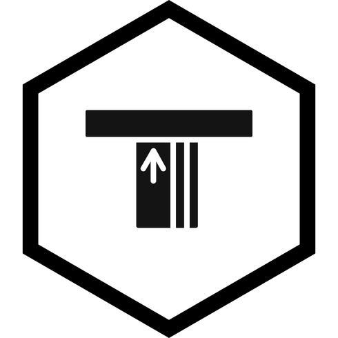 Design de ícone de ATM