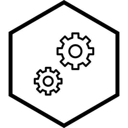 Configuración de diseño de iconos