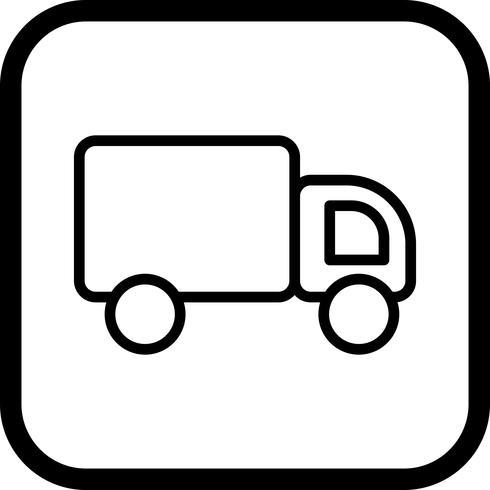 LKW-Icon-Design