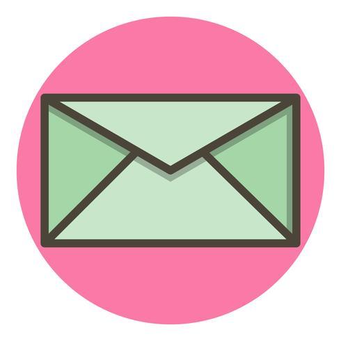 inbox pictogram ontwerp