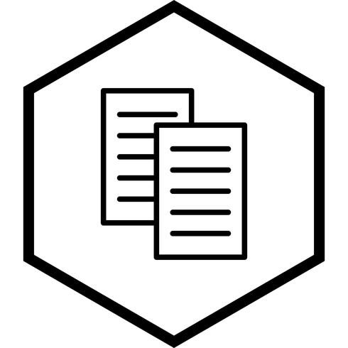 Files Icon Design