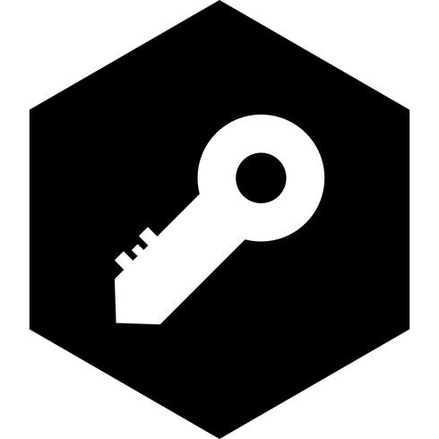 Key Icon Design vektor