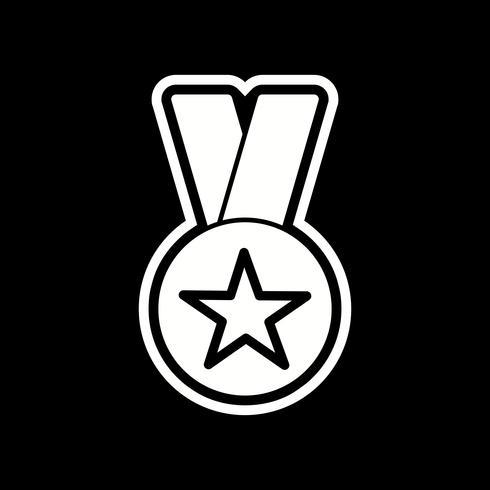 award pictogram ontwerp vector
