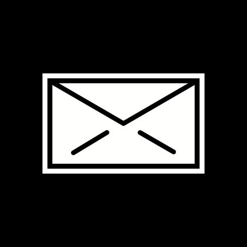 e-mail pictogram ontwerp