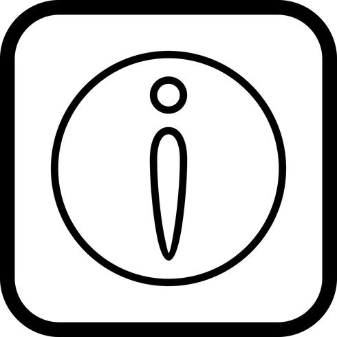 Information Icon Design