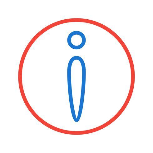 Informations-Icon-Design