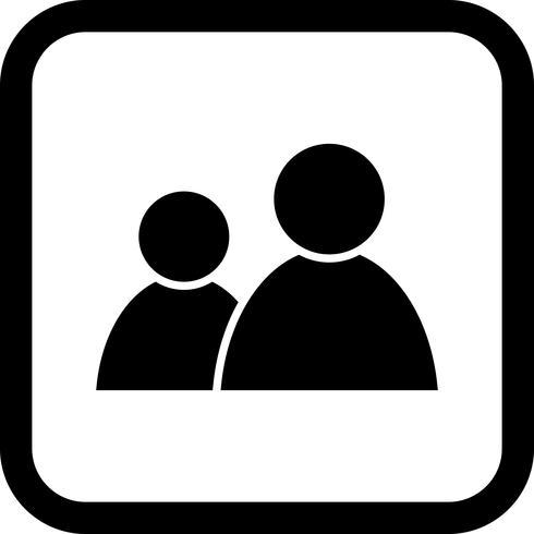 Användare Icon Design