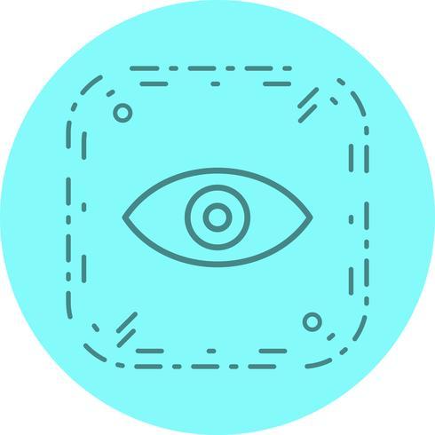 Bekijk pictogramontwerp