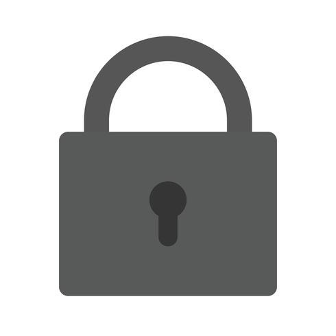 disegno dell'icona di blocco