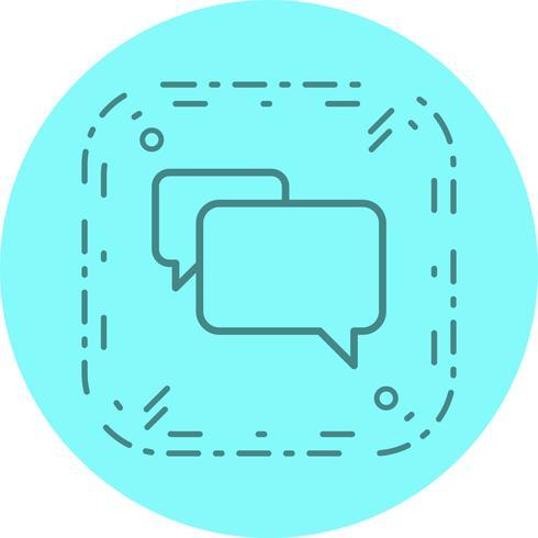 Chat Icône Design