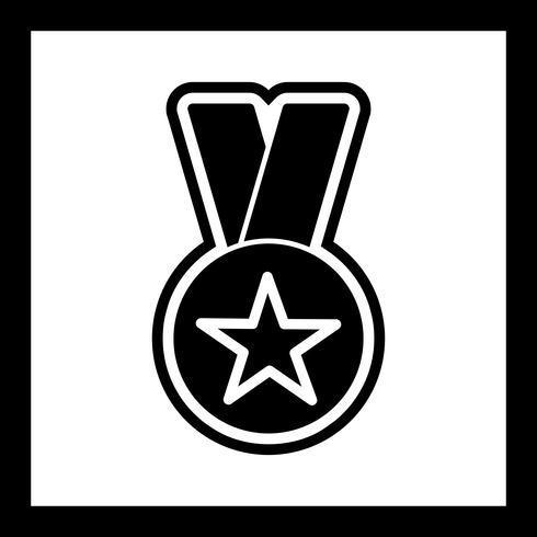 award pictogram ontwerp