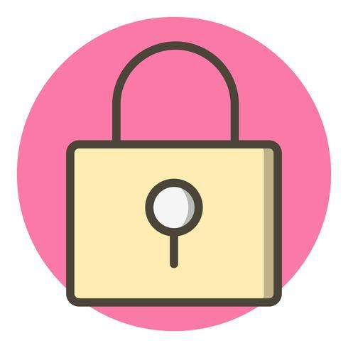 Ícone de bloqueio de design