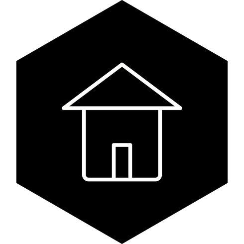 Design de ícone de casa