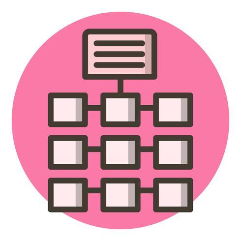 Network Icon Design
