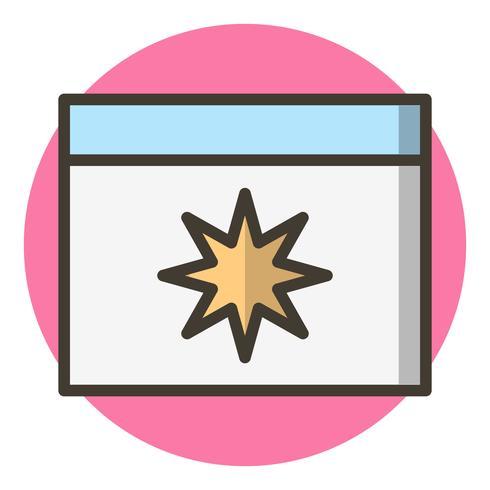Conception d'icônes de qualité de page