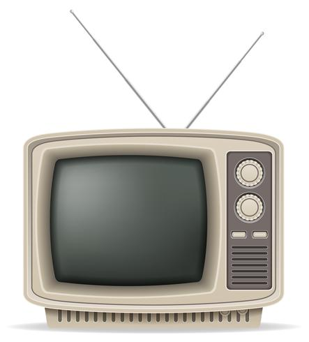 Ilustración de vector stock viejo icono retro vintage vintage