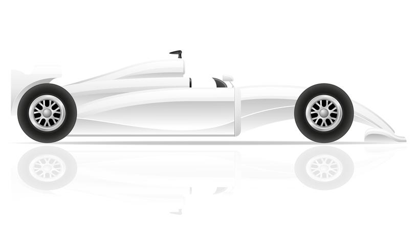 sport car vector illustration
