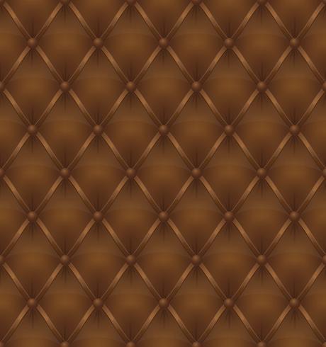 Fondo transparente de tapicería de cuero marrón
