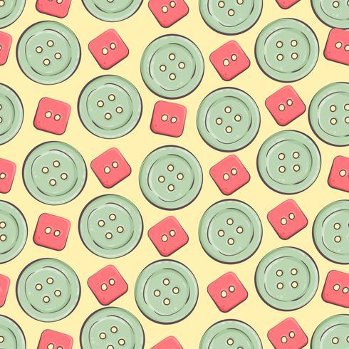 Fondo transparente con botones de colores. ilustración vectorial