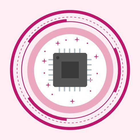 Processor Icon Design