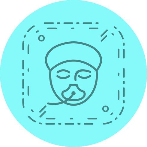 Diseño de iconos de anestesia