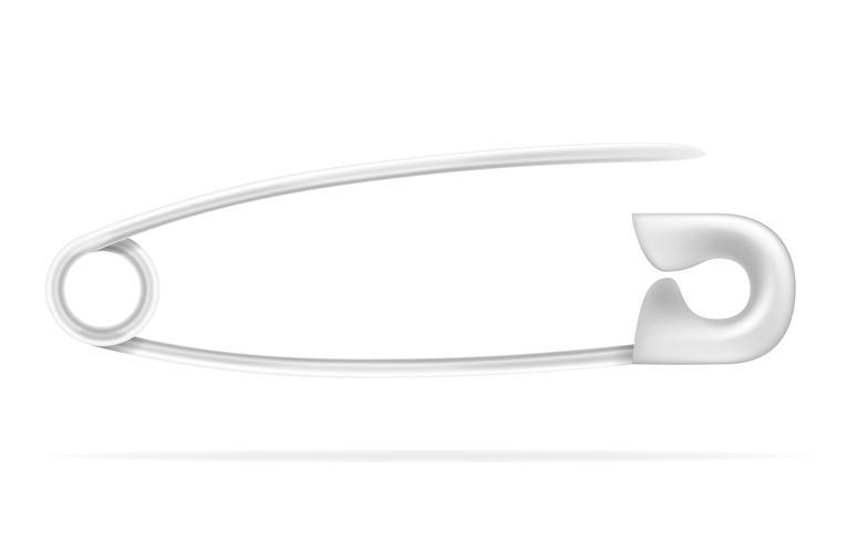 ilustração de estoque vetorial de alfinete vetor