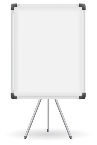 Commission scolaire en plastique pour l'écriture d'illustration vectorielle marqueur