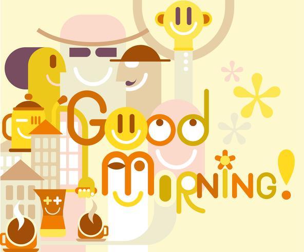 Goedemorgen!