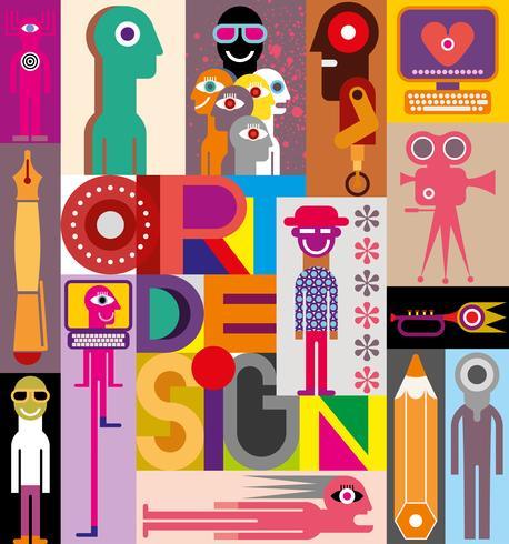 Kunst ontwerp