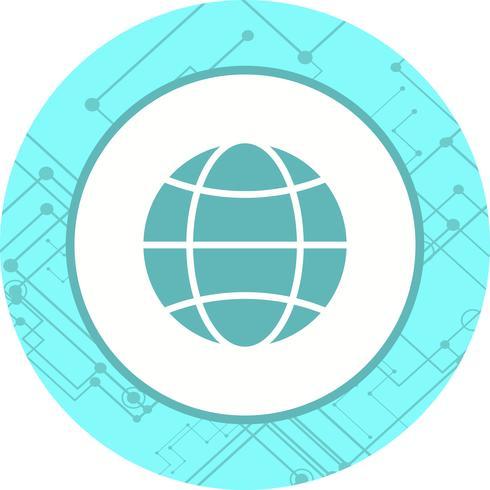 Ícone do design web