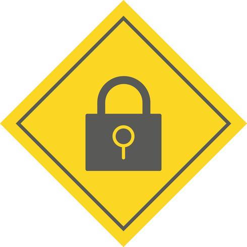 vergrendelen pictogram ontwerp