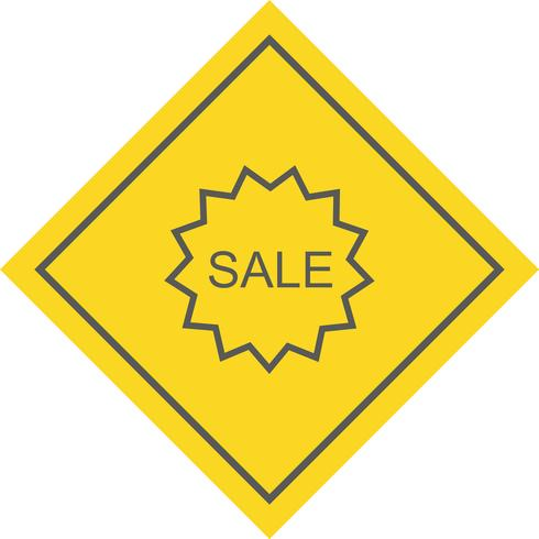 Sale Icon Design vector