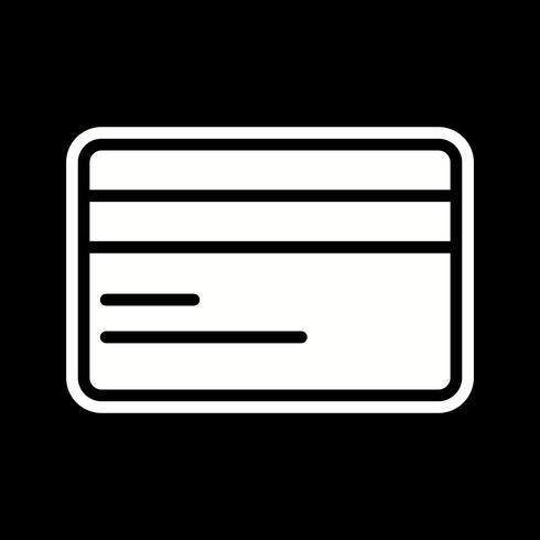Kreditkort Icon Design