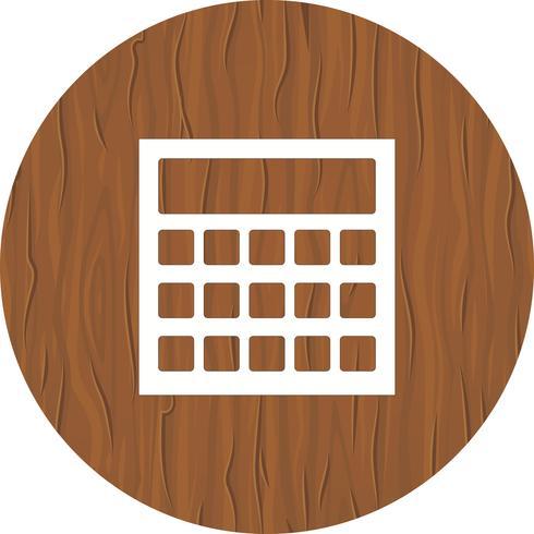 Calculation Icon Design vector